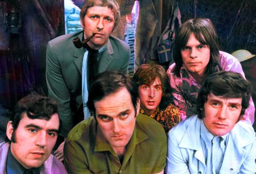 Top Ten Tuesday: Monty Python Sketches