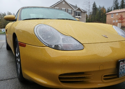 yellowporsche