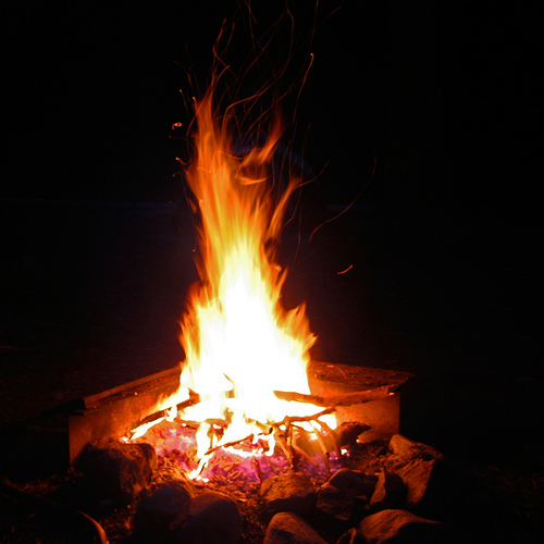 Top Ten Tuesday: Songs we used to sing at campfires in Cubs & Scouts