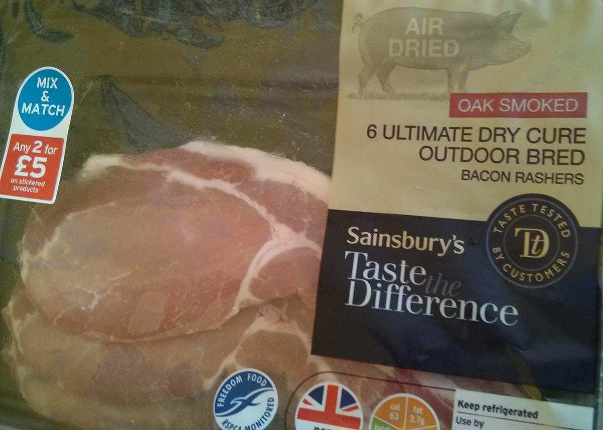 Ultimate Bacon