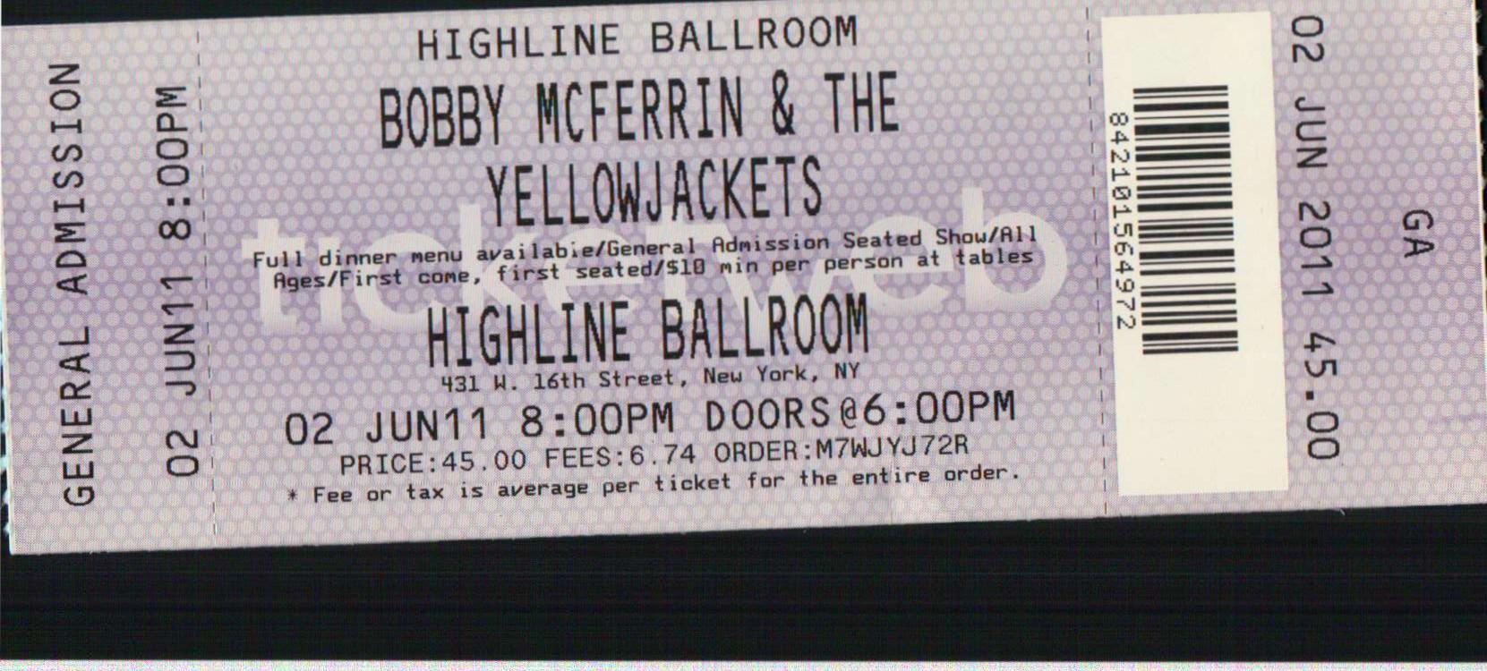 Bobby McFerrin & The Yellowjackets