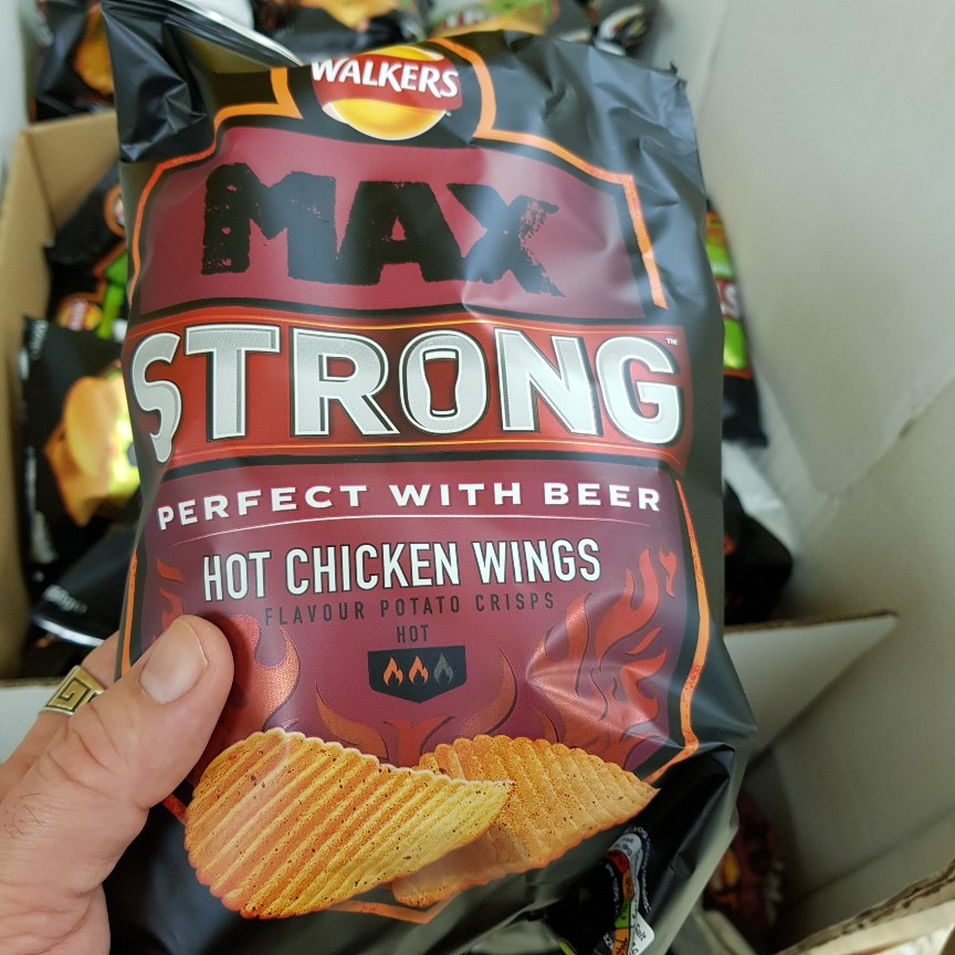 Tried these on the Campbeltown trip. Grim.