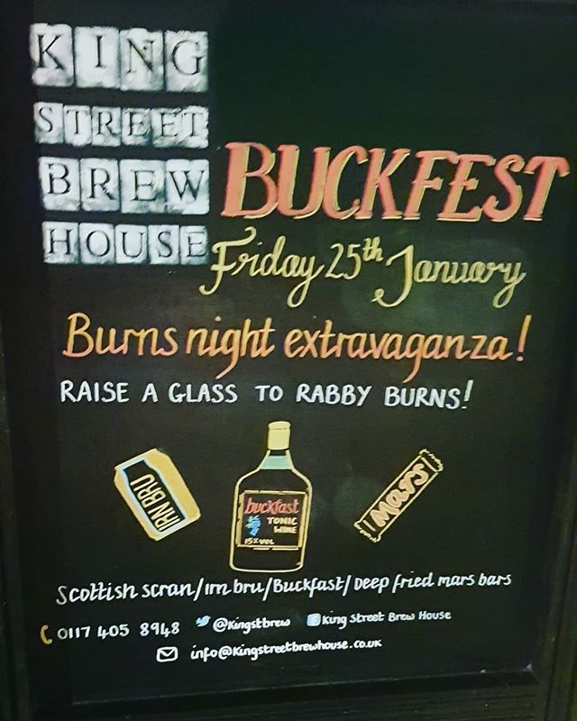 Traditional celebrations afoot here in the South West #bucky #wreckthehoosejuice #connoiseursahoy