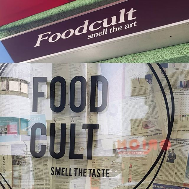 Food Cult : Spot the typo