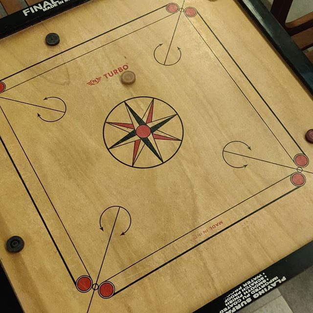 Anyone got any idea what game this is, so we can look up the rules?
