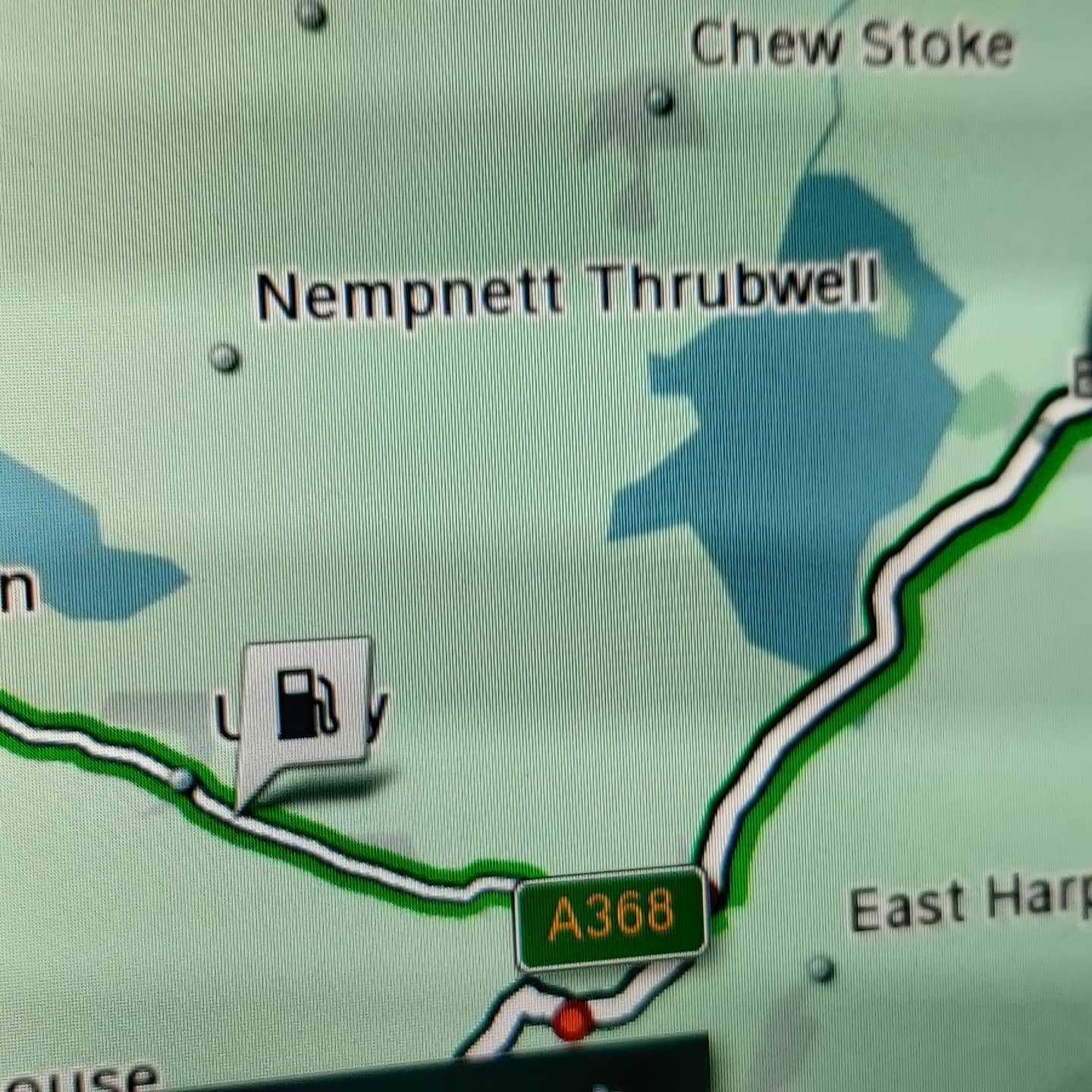 I was Today Years Old when I learned that a place existed in England called Nempnett Thrubwell. Sounds like someone who invented an early version of the self-adhesive postage stamp, or something.